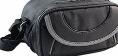 Other Black lightweight Nylon Standard HD DV Camcorder Shoulder Carry Case Bag For Canon LEGRIA HF R56 R57 Lightweight Nylon Camcorder shoulder case/bag. Front accessory compartment close with velcro, idea for battery, memory cards or cleaning cloth. Front accessory compartmen (Barcode EAN = 0799443771072) http://www.comparestoreprices.co.uk/december-2016-week-1/other-black-lightweight-nylon-standard-hd-dv-camcorder-shoulder-carry-case-bag-for-canon-legria-hf-r56-r57.asp