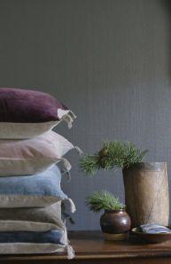 Velvet cushion from Bon dep