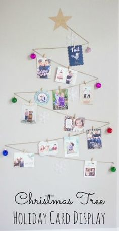 twine-holiday-card-display-ideas