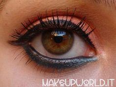 "Makeup Tutorial – ""Color block"" #makeup #trucco #makeuptutorial #tutorial #howto #beauty #eyeshadow #mascara #eyeliner #lipstick #foundation #blush #beautyreview #beautyblogger #zalando"