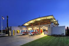 Fire Station No. 5, Clovis, CA  | Shared by LION