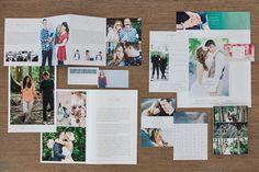 Wedding Welcome Packet: Minimalist Edition | Design Aglow