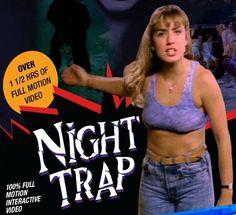 Night Trap: El regreso del juego más infame de la década del 90 - https://www.vexsoluciones.com/noticias/night-trap-el-regreso-del-juego-mas-infame-de-la-decada-del-90/