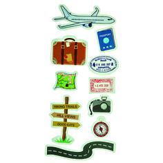 Scrapbook Stickers, Scrapbook Albums, Going Away Parties, Road Trip Essentials, Selfies, Travel Scrapbook, Printable Paper, Planer, Mini Albums
