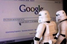 if Google fell into the hands of the darkside ;]