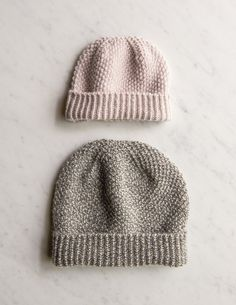 Fluffy Brioche Hat | Purl Soho