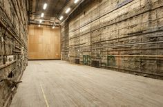 Connected to E Stage via elephant doors. Sound Stage, Country Names, Wood Molding, Pine, Studios, Movie, Pine Tree, Timber Mouldings, Film