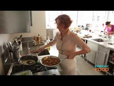 Lentils with Egg and Greens | Everyday Food with Sarah Carey