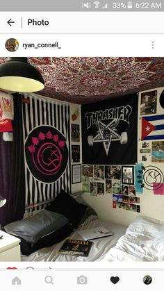 pop punk room