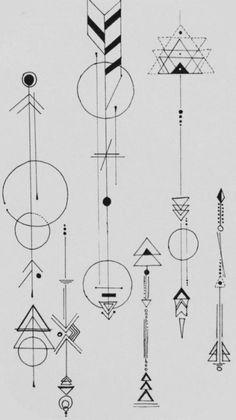 Resultado de imagem para tatuajes místicos