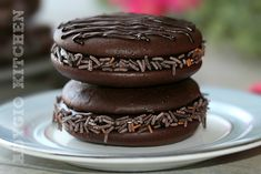 No Cook Desserts, Dessert Recipes, Homemade Cakes, Nutella, Sandwiches, Macarons, Yummy Food, Bread, Cookies
