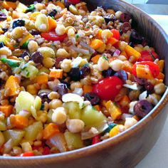 Quick & Easy Grain Salad from Sanford Center for Health and Well-being