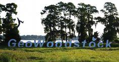 The Geowoodstock XI sign