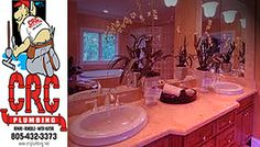 CRC Plumbing specializes in relocating drains, water lines and gas pipes to fit your remodeling needs. They install and repair copper water pipes, black iron steel and gas pipes. Licensed Plumber, Newbury Park, Gas Pipe, Iron Steel, Water Pipes, Plumbing, Steel, Water Fed Pole