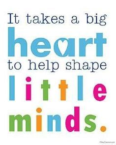 """""""It Takes a Big Heart to Help Shape Little Minds"""" Free Teacher Appreciation Printable Ms Teacher, Teacher Appreciation Week, Teacher Gifts, Teacher Sayings, Quotes About Teachers, Inspirational Quotes For Teachers, Preschool Teacher Quotes, Teacher Valentine, Appreciation Cards"""