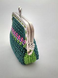 Monederos Crochet 114 Mejores Imagenes En 2018 Crochet Purses - Monederos-ganchillo