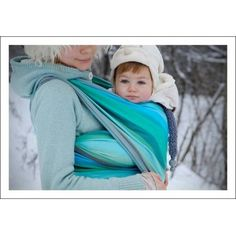 Girasol Donau Azul Pacifico @rachlwright  I think I might have found a new obsession! But I think I actually want to buy it as a converted ring sling.