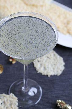 Chia Lemon Drop Martini