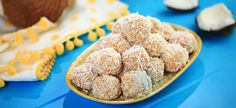 These Pineapple Bliss Balls are the perfect pineapple delight and make the perfect snack, and all with the juicy goodness of Golden Circle Pineapple. These little truffle balls are as fresh and inviting as summer itself, and yet so simple to make, even the children can do them for you.