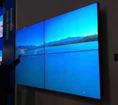 Panasonic Intros New Digital Signage Displays, Including Its First Video Wall Display