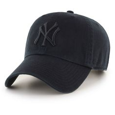 6b533087f44 Women s  47 Clean Up Ny Yankees Baseball Cap ( 25) ❤ liked on Polyvore