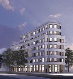 Groth Development GmbH & Co. KG   Heydt Eins in Berlin
