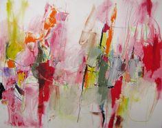 "Saatchi Online Artist Mary Ann Wakeley; Painting, ""Comfort Zone"" #art"