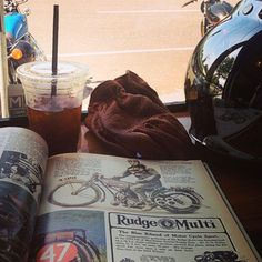 Sweet hangs all the time at #seeseemotorcycles! #seeseeriders photo @anonypotomous Come say hi!!! #seeseemotorcoffee 1642 NE Sandy Blvd @seeseemotorcycles #Padgram