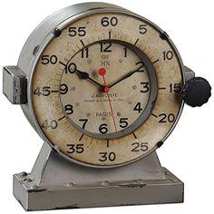 Uttermost 06096 Marine Table Clocks Uttermost https://www.amazon.com/dp/B00GK6EQIA/ref=cm_sw_r_pi_dp_Y42GxbJ0NV0JA