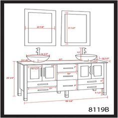 what is the standard height of a bathroom vanity from our blog bathroom vanity sizes 36. Black Bedroom Furniture Sets. Home Design Ideas
