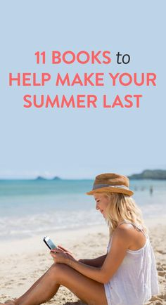 11 books to help make summer last