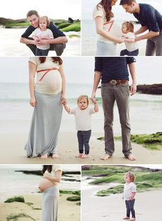 beautiful family maternity shoot by Gina Marie Photography
