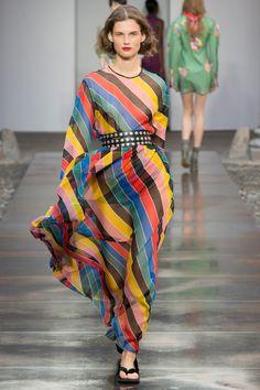 Philosophy di Lorenzo Serafini Spring 2018 Ready-to-Wear  Fashion Show - Giedre Dukauskaite