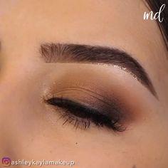 Asian Eye Makeup, Eye Makeup Steps, Makeup Eye Looks, Beautiful Eye Makeup, Colorful Eye Makeup, Eye Makeup Brushes, Eyeshadow Makeup, Ojos Color Cafe, Flawless Face Makeup