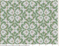 Discussion on LiveInternet - Russian Service Online Diaries Motif Fair Isle, Fair Isle Chart, Fair Isle Pattern, Filet Crochet, Crochet Chart, Fair Isle Knitting Patterns, Knitting Charts, Knitting Stitches, Cross Stitch Charts