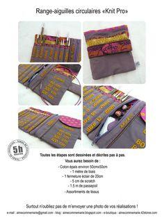 Image of Rangement Knit Pro