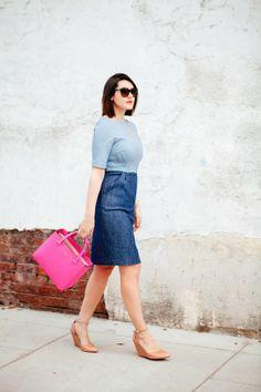 Kendi Everyday: Little Blue Dress