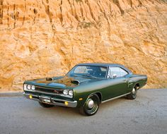 1969 Hemi Coronet R/T 58: 4-speed 39: Automatic 4: Shipped to Canada