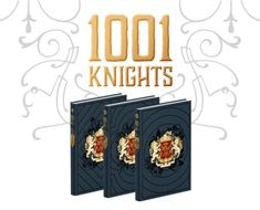 1001 Knights Anthology - About the Project