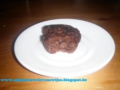 Op weg naar een rotzooivrij leven: Chocolade courgette cupcake (project 1001)