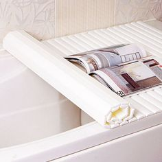 SHABATH Bathtub Cover Shutter Lid 70x80cm For Foot SPA PP Material Made in Korea