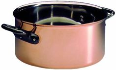 Matfer Bourgeat COPPER CASSEROLE WITHOUT LID 7 78 by Matfer Bourgeat >>> You can find more details by visiting the image link.