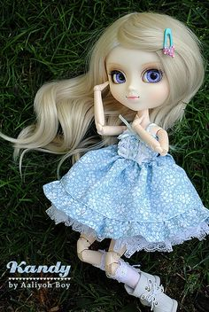 Kandy new wig (dress by Aaliyoh Boy) | Miguel Angel | Flickr