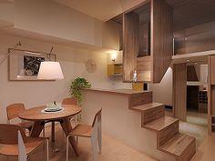 Stairbar by happystudio