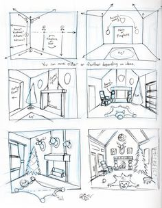Draw a Room by ~Diana-Huang on deviantART