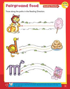 This fun-filled activity book is a great starting point for helping your child to discover the fascination of letter shapes and sounds. Hundreds of thousands of Preschool Kindergarten, Preschool Learning, Learning Resources, Teaching, Phonics Activities, Book Activities, Parents As Teachers, Learn To Read, Literacy