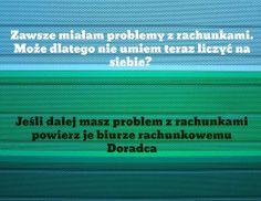 Na kogo można liczyć mając problem z rachunkami? Na nas - http://www.doradca.info.pl/