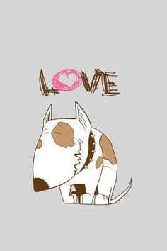 There is no love like Bullie Love :)