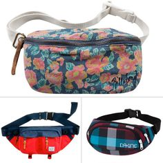 Fanny Packs. I went through a lot of them...still have my Jigglypuff one.