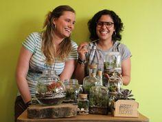 Foto: Liana Azevedo/ Juliana Seibel e Lina Cirilo